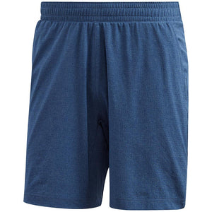 "adidas Men's ERGO Melange 7"" Short - Tech Indigo"