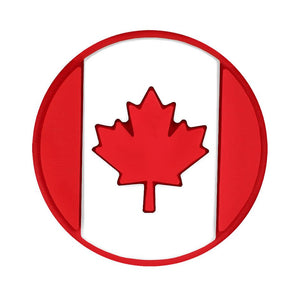 Merchant of Tennis Dampener - Canadian Flag