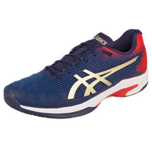 Asics Men's Solution Speed FF - Peacoat/Champagne
