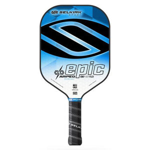 Selkirk Amped Epic Midweight - Sapphire Blue