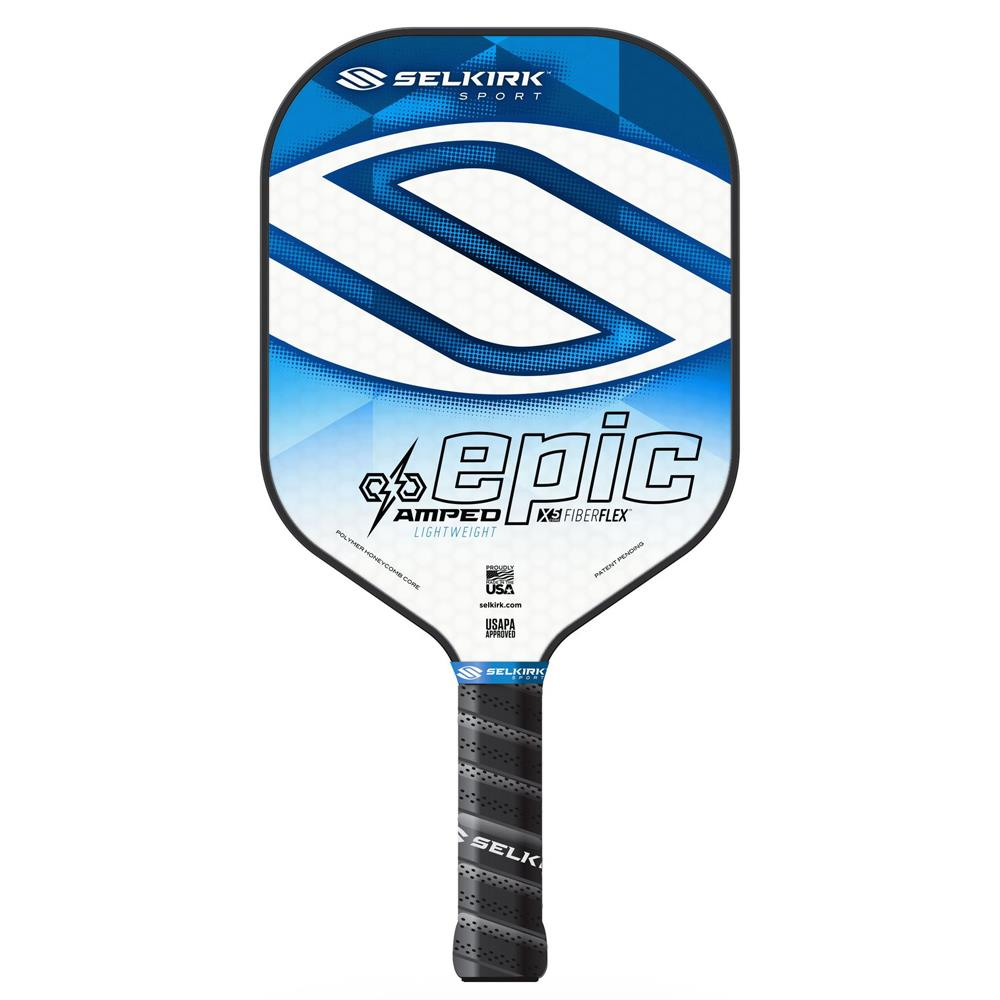 Selkirk Amped Epic Lightweight - Sapphire Blue