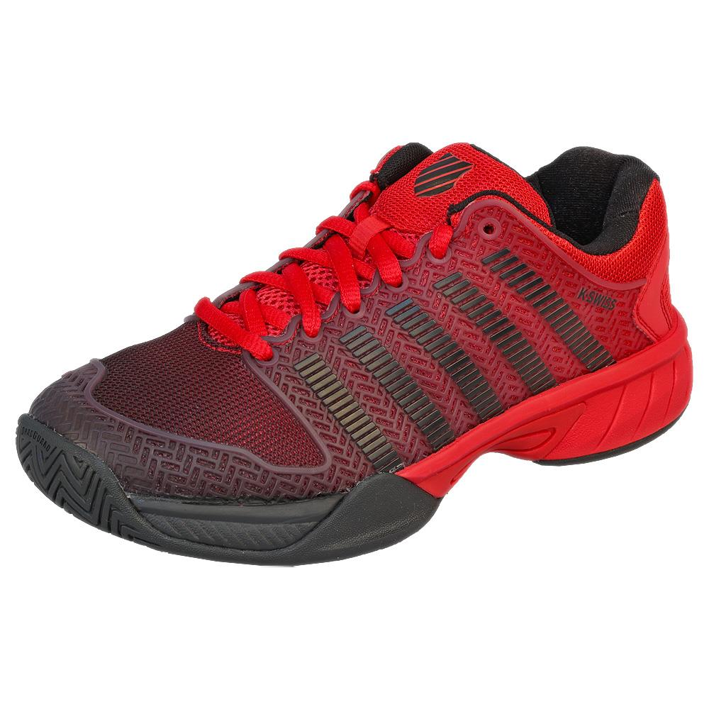 K-Swiss Junior Hypercourt Express - Lollipop/Black