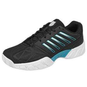 K-Swiss Men's BigShot Light 3 - Black/Algiers Blue
