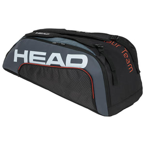 Head Tour Team Supercombi 9 Pack - Black/Grey