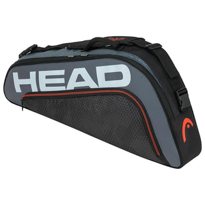 Head Tour Team 3 Pack Pro - Black/Grey