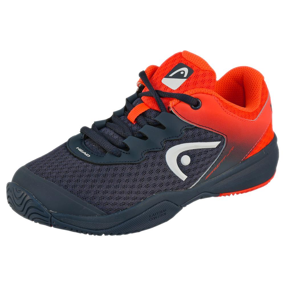 Head Junior Sprint 3.0 - Navy/Red