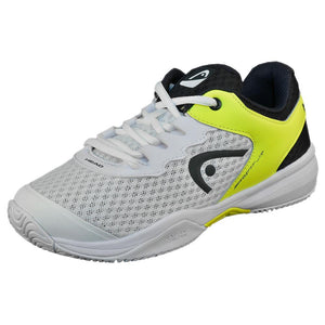 Head Junior Sprint 3.0 - White/Yellow