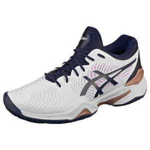 Asics Women's Court FF 2 - White/Peacoat
