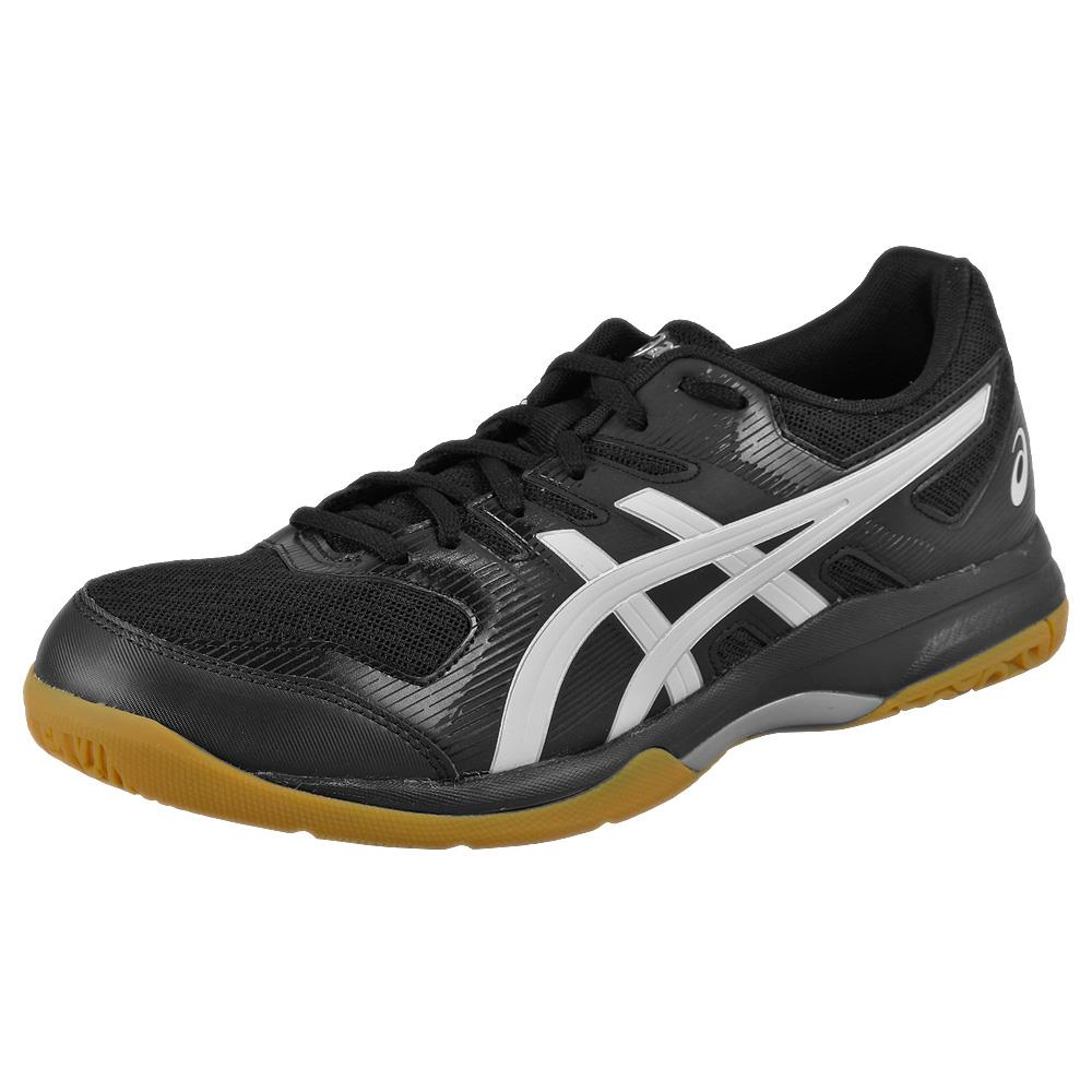 Asics Men's Gel-Rocket 9 - Black/White