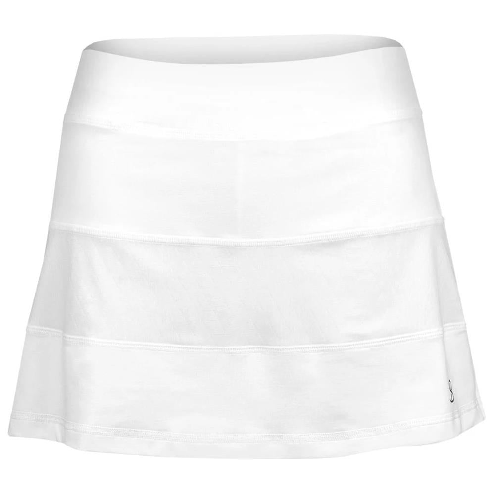 Sofibella Girls Club Lux Skort - White