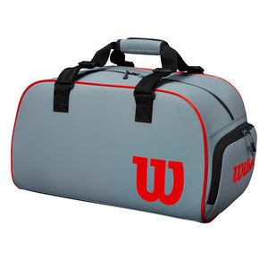 Wilson Clash Duffle Bag Small - Grey