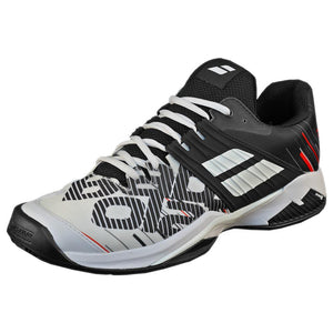 Babolat Men's Propulse Fury - Clay - White/Black