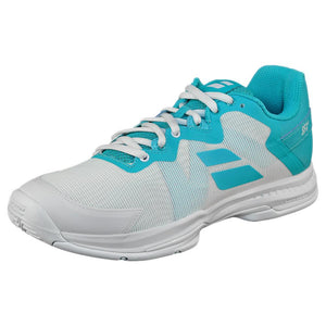 Babolat Women's SFX 3 - White/Blue
