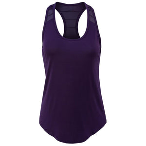 Lole Women's Fancy 2 Tank - Moon Drop