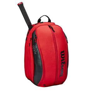 Wilson Federer DNA Backpack - Red/Black