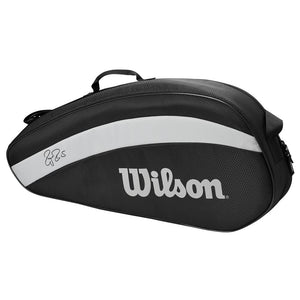 Wilson Federer Team 3pack - Black