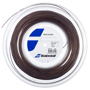 Babolat RPM Power - 130 Electric Brown String Reel