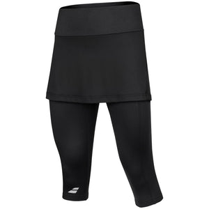 Babolat Women's Play Exercise Skirt Capri Combo - Black