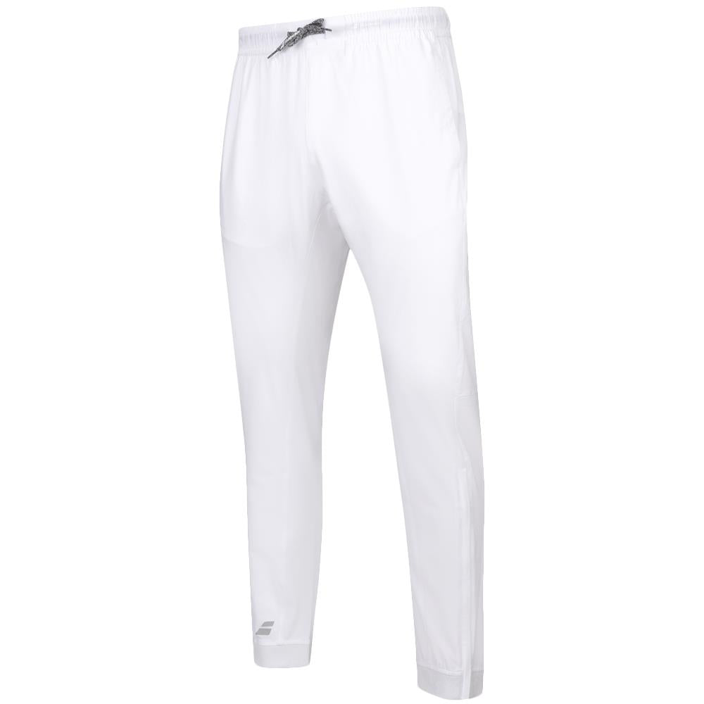 Babolat Junior Play Pant - White