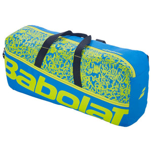 Babolat Classic Duffel Bag M - Blue/AcidGreen