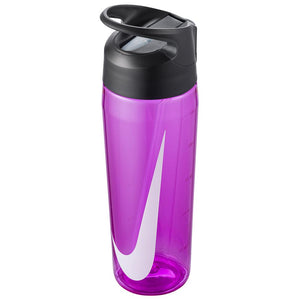 Nike Water Bottle TR Hypercharge Straw 24 oz - Fire Pink