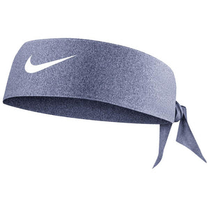 Nike Dri Fit Head Tie - Pacific Blue Heather