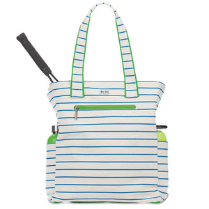 Ame & Lulu Emerson Quinn Tote - Natural/Green