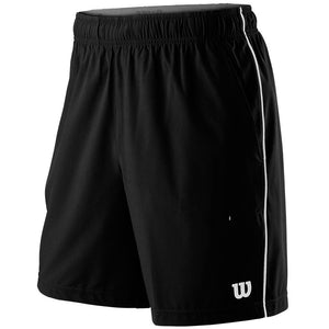 "Wilson Men's Competition 8"" Short - Black"