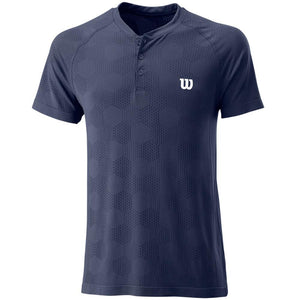 Wilson Men's Power Seamless Henley