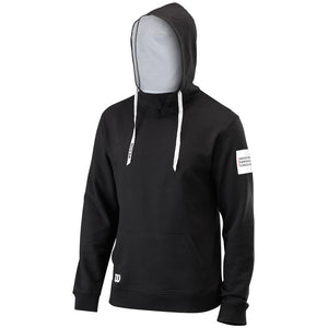 Wilson Men's Since 1914 Pullover Hoodie - Black