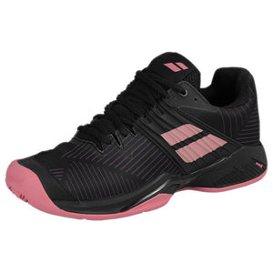 Babolat Women's Propulse Fury Clay - Black/Pink