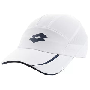 Lotto Core Tennis Hat - White