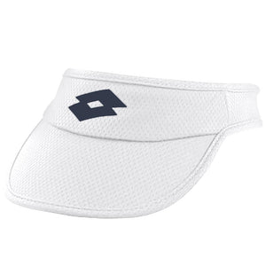 Lotto Women's Tennis Visor - White