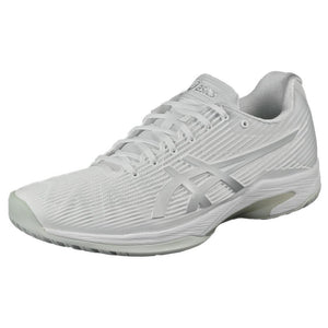Asics Men's Solution Speed FF - White/Silver