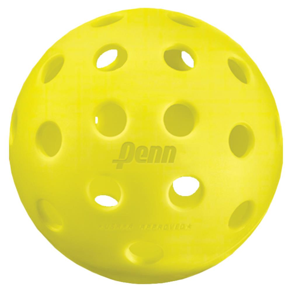 Penn 40 Outdoor Pickleball - Yellow