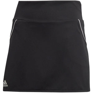 adidas Girls Club Skort - Black