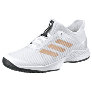 adidas Women's Adizero Club - White/Copper