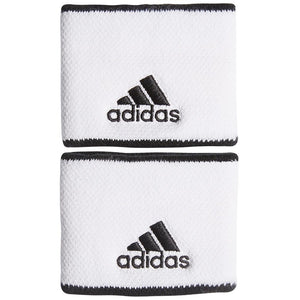 adidas Tennis Wristbands - White