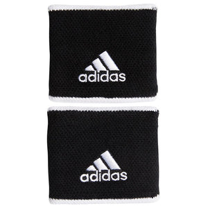 adidas Tennis Wristbands - Black