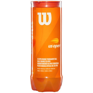 Wilson US Open Orange Tournament - Tennis Ball Can