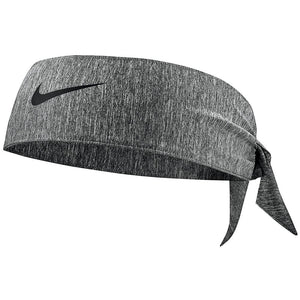 Nike Youth Dry Head Tie - Heathered Grey