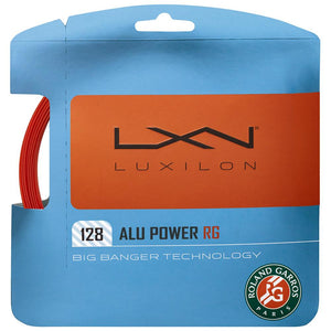 Luxilon Alu Power Roland Garros G - 128 - String Set