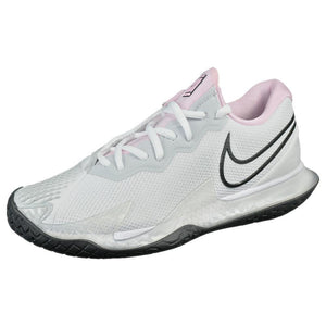 Nike Women's Air Zoom Vapor Cage 4 - White/Pink Foam