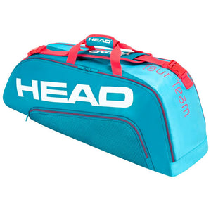 Head Tour Team Combi 6 Pack - Blue/Pink