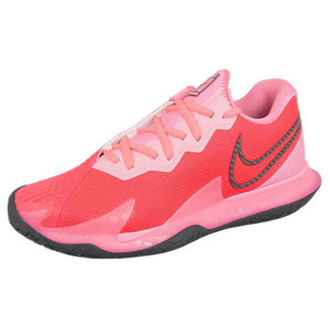 Nike Women's Air Zoom Vapor Cage 4 - Laser Crimson
