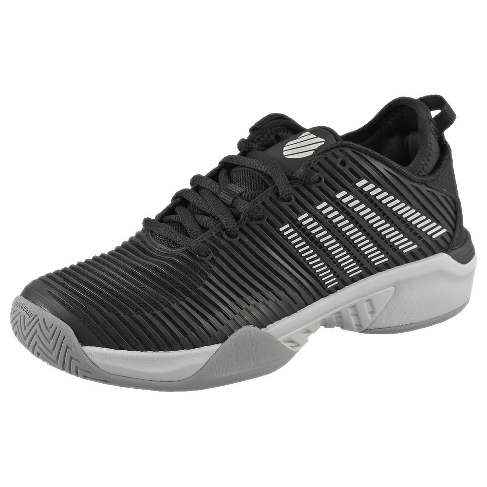 K-Swiss Women's Hypercourt Supreme - Black/White