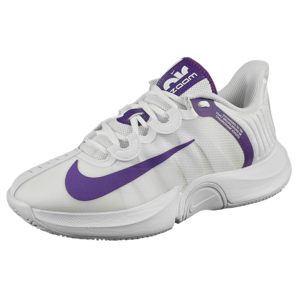 Nike Women's Air Zoom GP Turbo - White/Court Purple