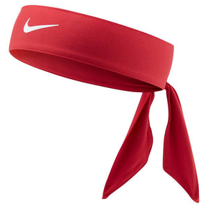Nike Youth Dry Head Tie 2.0 - Gym Red