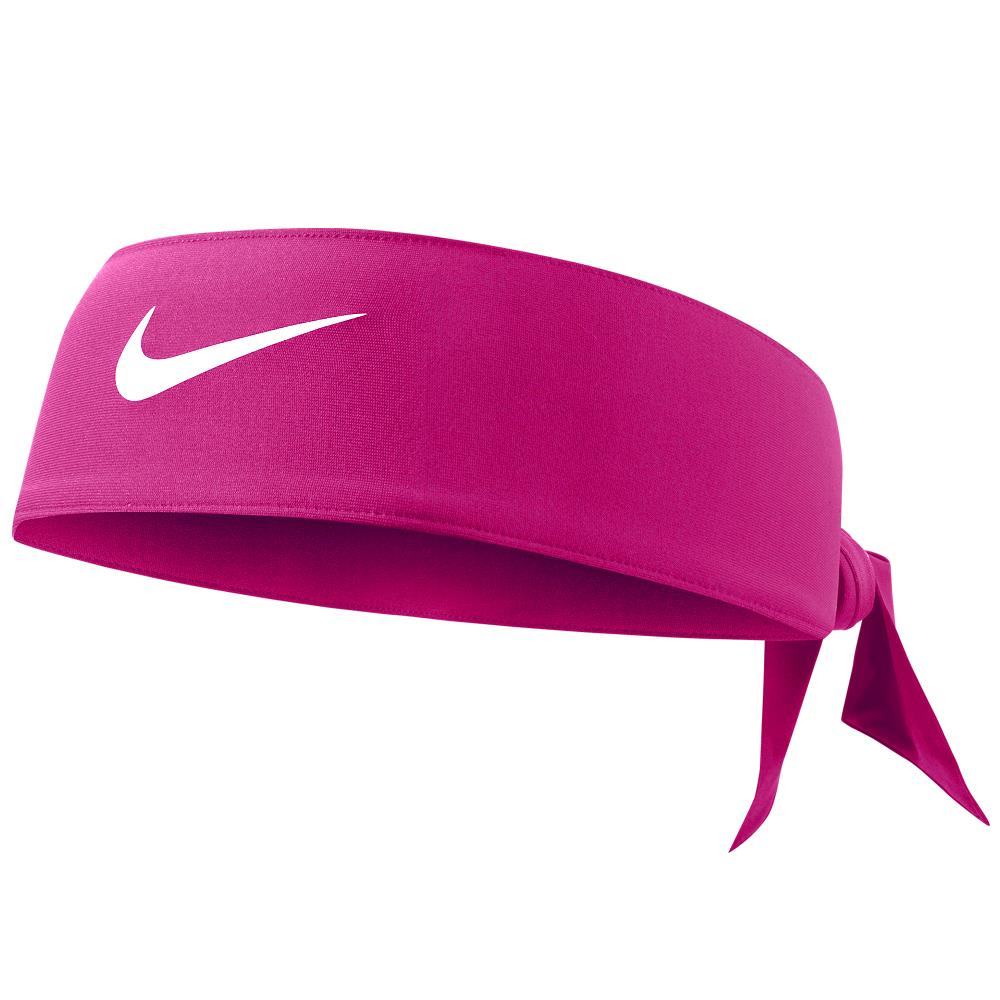 Nike Dri Fit Head Tie 3.0 - Vivid Pink