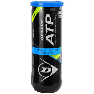 Dunlop ATP Championship - Extra Duty - Tennis Ball Can